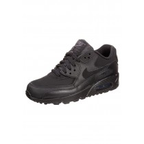 Nike Air Max 90 Schuhe Low NIKyxu4-Schwarz