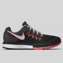 Damen & Herren - Nike Wmns Air Zoom Vomero 10 Ice Schwarz Hot Lava