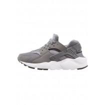 Nike Huarache Run Schuhe Low NIKgx4c-Grau