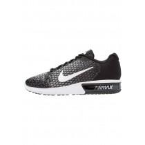 Nike Performance Air Max Sequent 2 Schuhe Low NIKe2bt-Schwarz