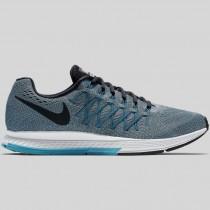 Damen & Herren - Nike Wmns Air Zoom Pegasus 32 Chalk Blau Schwarz Racer Blau