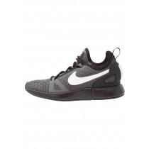 Nike Duel Racer Schuhe Low NIK8s3q-Schwarz