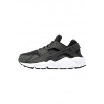 Nike Air Huarache Run Schuhe Low NIKzdbk-Schwarz