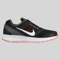 Damen & Herren - Nike Air Relentless 5 MSL Schwarz Weiß Hyper Orange