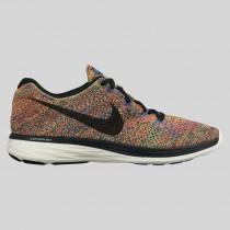Damen & Herren - Nike Flyknit Lunar3 Dunkel Multicolor