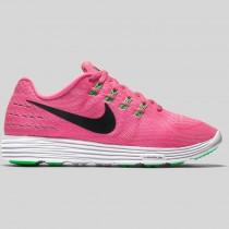 Damen & Herren - Nike Wmns Lunartempo 2 Pink Blast Schwarz Rage Grün