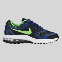 Damen & Herren - Nike Air Max Premiere Run (GS) Schwarz Grün Strike tief Königlich Blau