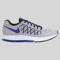 Damen & Herren - Nike Air Zoom Pegasus 32 Weiß Concord Schwarz