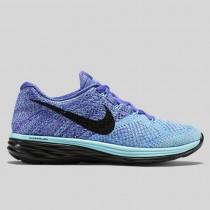 Damen & Herren - Nike Wmns Flyknit Lunar3 Light Aqua