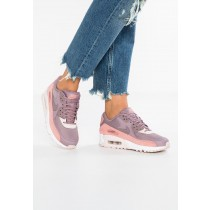 Nike Air Max 90 Schuhe Low NIK5cry-Rot