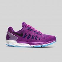 Damen & Herren - Nike Wmns Air Zoom Odyssey Hyper Violet Schwarz Gamma Blau