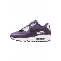 Nike Air Max 90 Schuhe Low NIKsj4z-Lila