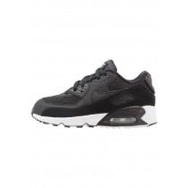 Nike Air Max 90 Schuhe Low NIKhg5w-Schwarz