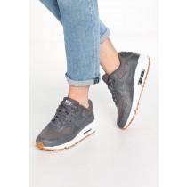 Nike Air Max 90 Premium Schuhe Low NIKopem-Grau