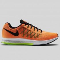 Damen & Herren - Nike Air Zoom Pegasus 32 Total Orange Schwarz Geist Grün