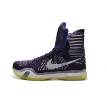 Nike Kobe 10 Elite High 'Team' Basketball  Schuhe-Herren