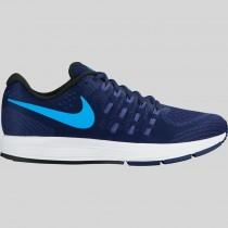 Damen & Herren - Nike Air Zoom Vomero 11 Loyal Blau Blau Glühen Dunkel lila Staub