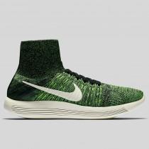 Damen & Herren - Nike Lunarepic Flyknit Poison Grün Volt