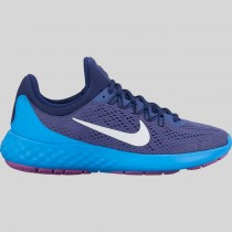 Damen & Herren - Nike Wmns Lunar Skyelux Dunkel lila Staub Weiß Loyal Blau