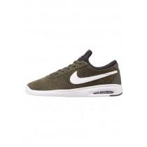 Nike Sb Bruin Max Vapor Schuhe Low NIK37u4-Grün