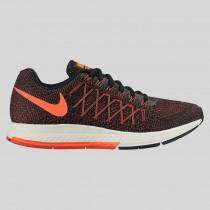 Damen & Herren - Nike Wmns Air Zoom Pegasus 32 Schwarz Hyper Orange