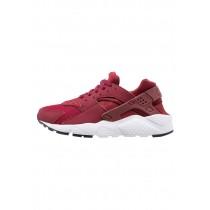 Nike Huarache Run Schuhe Low NIK5yzs-Rot