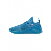 Nike Lunarcharge Breathe Schuhe Low NIKxi0r-Blau