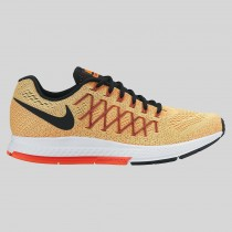 Damen & Herren - Nike Air Zoom Pegasus 32 Option Gelb Hell Karmesinrot