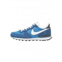 Nike Internationalist Schuhe Low NIKpxq1-Blau