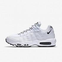 Nike Air Max 95 Sneaker - Weiß/Schwarz/Schwarz