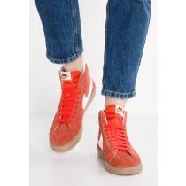 Nike Blazer Schuhe High NIK2n34-Orange