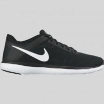 Damen & Herren - Nike Wmns Flex 2016 RN Schwarz Weiß Cool Grau
