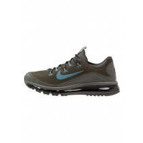 Nike Air Max More Schuhe Low NIKs9q5-Grün