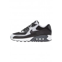 Nike Air Max 90 Essential Schuhe Low NIK8cl2-Schwarz