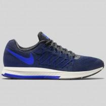 Damen & Herren - Nike Air Zoom Pegasus 32 Schwarz Racer Blau