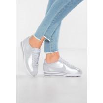 Nike Classic Cortez Schuhe Low NIK9uqh-Silver