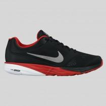 Damen & Herren - Nike Tri Fusion Run MSL Schwarz Metallisch Silber Universität Rote