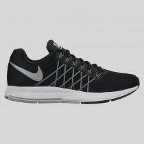Damen & Herren - Nike Wmns Air Zoom Pegasus 32 Flash Schwarz Spiegeln Silber