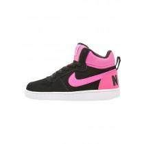 Nike Court Borough Schuhe High NIK5yh1-Schwarz