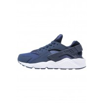 Nike Air Huarache Schuhe Low NIK1gz7-Blau