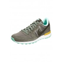Nike Internationalist Schuhe Low NIKkrcq-Grün