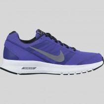 Damen & Herren - Nike Wmns Air Relentless 5 MSL Persian Violet Cool Grau