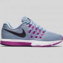 Damen & Herren - Nike Wmns Air Zoom Vomero 11 Blau Grau Schwarz Hyper Violet