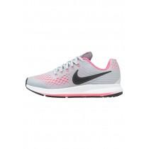 Nike Performance Zoom Pegasus 34 Schuhe Low NIK056y-Grau