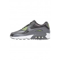 Nike Air Max 90 Schuhe Low NIKp8nc-Schwarz