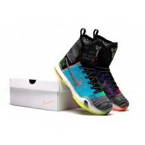 Nike Kobe 10 Elite High 'What The' Basketball  Fitnessschuhe-Herren