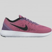 Damen & Herren - Nike Wmns Free RN Canyon lila Schwarz Lava Glühen