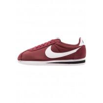 Nike Classic Cortez Schuhe Low NIKdq8g-Rot