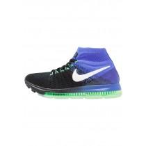 Nike Performance Zoom All Out Flyknit Schuhe High NIKy3j7-Schwarz