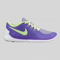 Damen & Herren - Nike Free 5.0 (GS) Hyper Traube Geist Grün